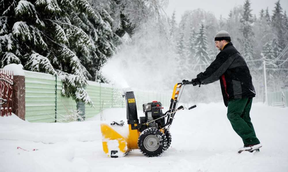 How To Start A Snowblower That Has Been Sitting A Helpful Guide